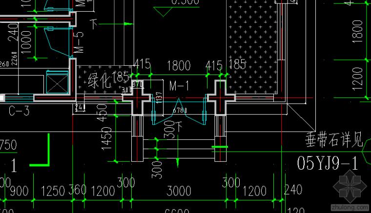 门楼建筑面积的计算