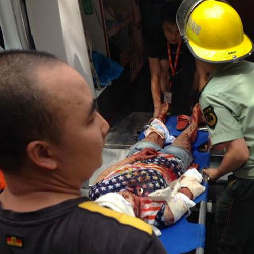 [最新情况]血腥慎入!厦门国泰大厦爆炸已致6人死亡
