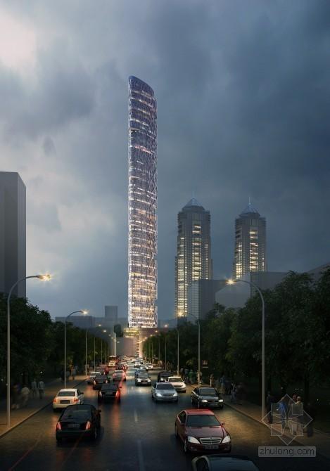 孟买最高摩天大楼附图详解