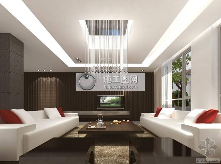 北京别墅效果图