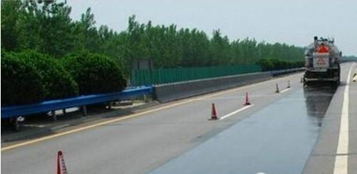 沥青路面精细抗滑保护层