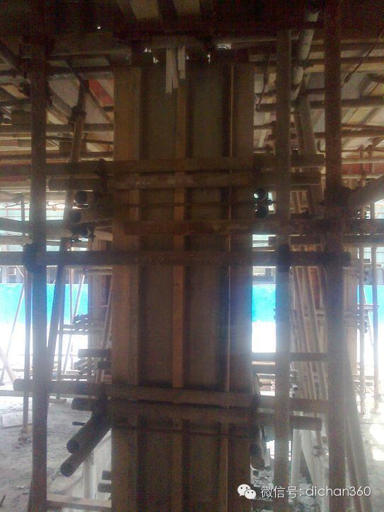 那些做办公室的,项目总用图文告诉你:房子是怎样从基础到封顶做起来的_22