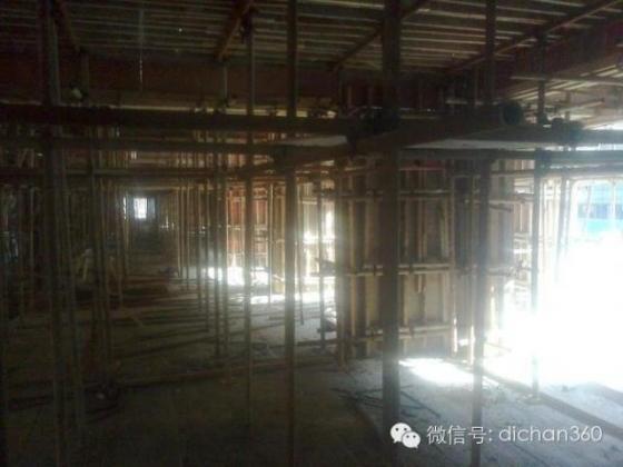 那些做办公室的,项目总用图文告诉你:房子是怎样从基础到封顶做起来的_33