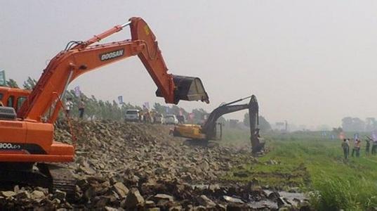 抛石挤淤软土路基处理技术交底