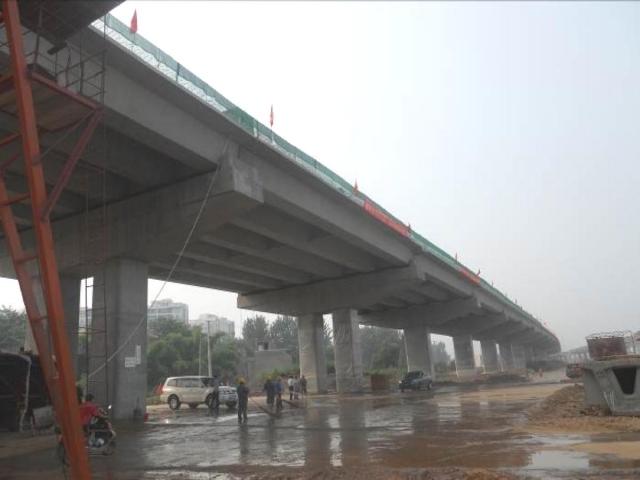 当前桥梁工程钻孔灌注桩基础方案探讨