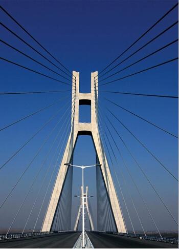 中国桥梁大观-江苏篇
