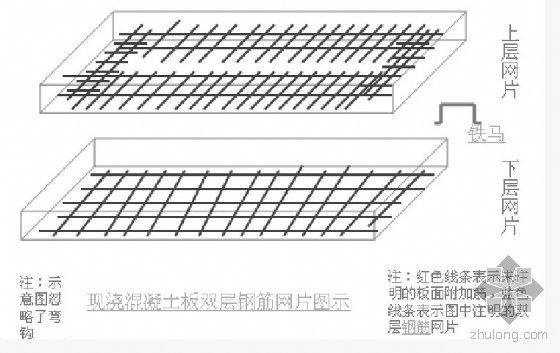 有图有实例,钢筋工程量计算规则_1