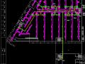 超市空调平面系统图