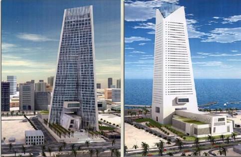城市综合体结构设计荷载取值