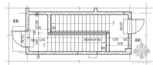[建筑设计]住宅核心筒设计要点