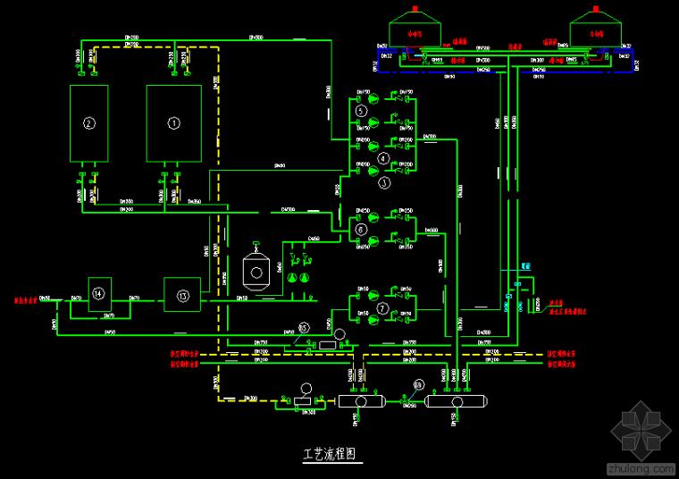 商场中央空调设计1