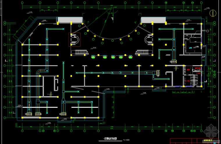 商场中央空调设计3