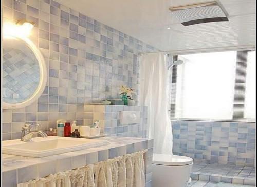 卫生间装修用什么瓷砖好