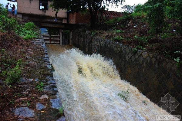 水库泵站及涵洞施工组织设计