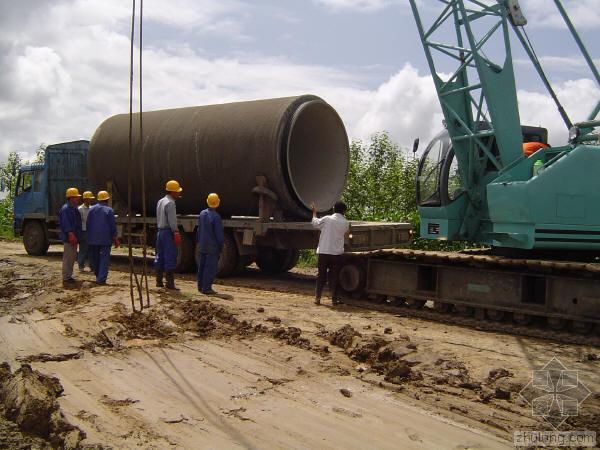 某泵站供水配套工程施工组织设计