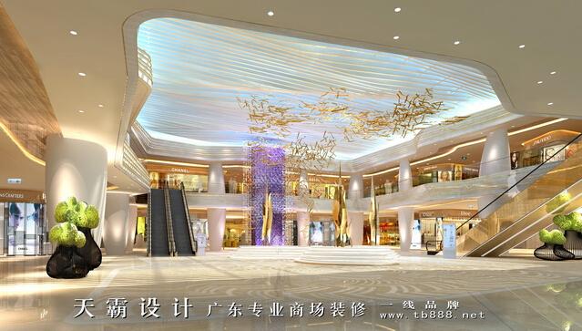 购物中心设计知识:做好购物中心地下商业街规划设计需把握的要素