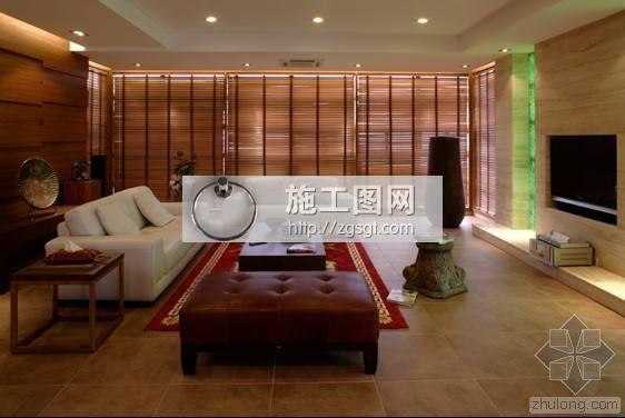 中式混搭别墅装修图(含实景)