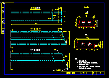 34.5m-10mb桥空心板通用图免费下载