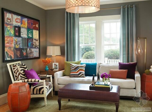 绿城西苑高端混搭家装设计,180平米案列分享