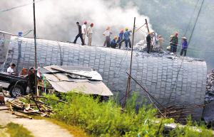 [桥梁事故第一期]溪沱江大桥特大坍塌事故
