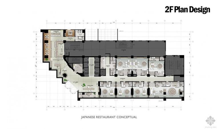 成都一号公馆室内设计方案
