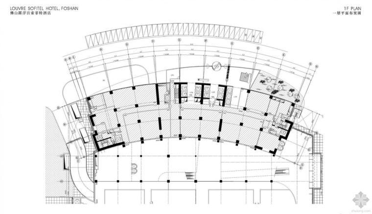 佛山卢浮宫索菲特酒店设计方案