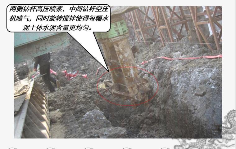 三轴水泥搅拌桩施工工艺?