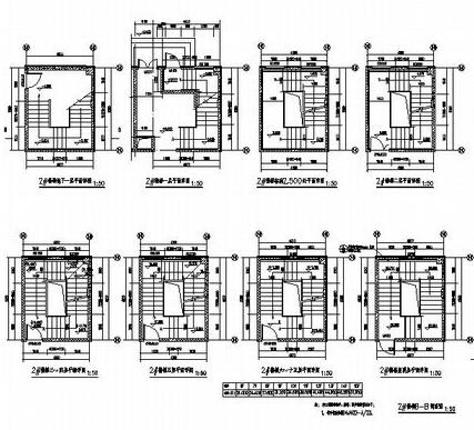 六一居十五层框架结构国际大酒店施工图