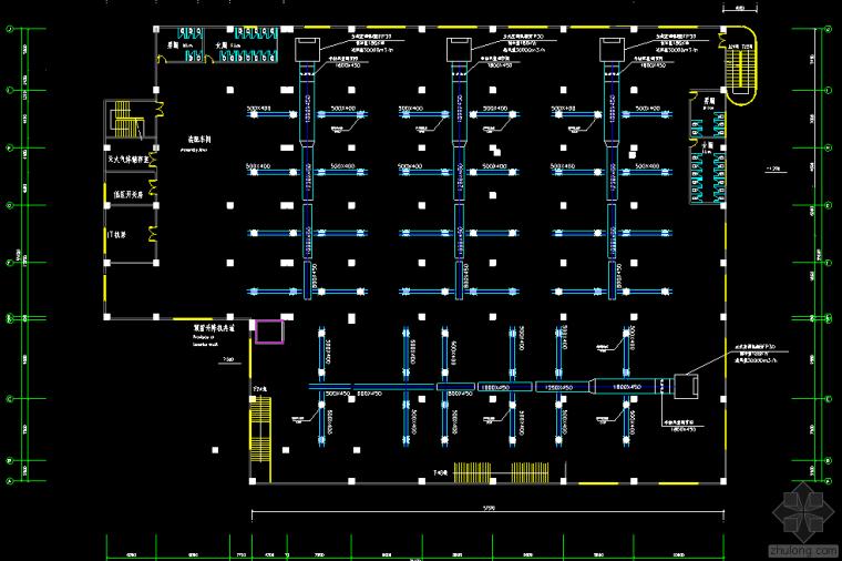 厂房空调方案设计全套图