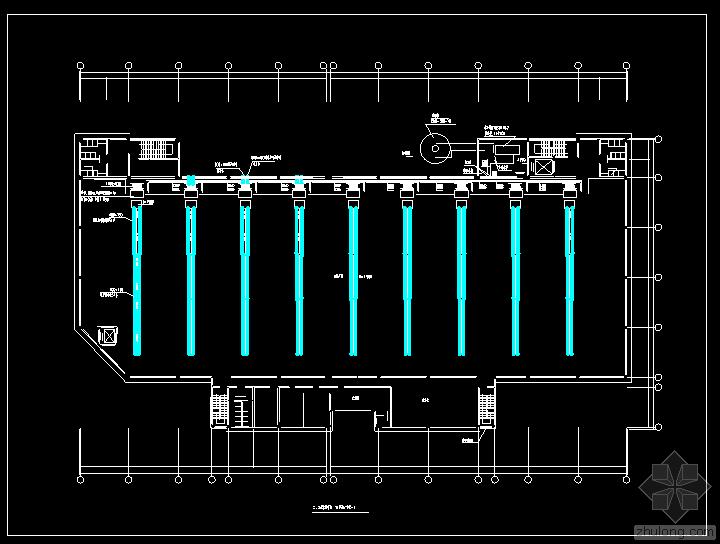 厂房空调2种方案图