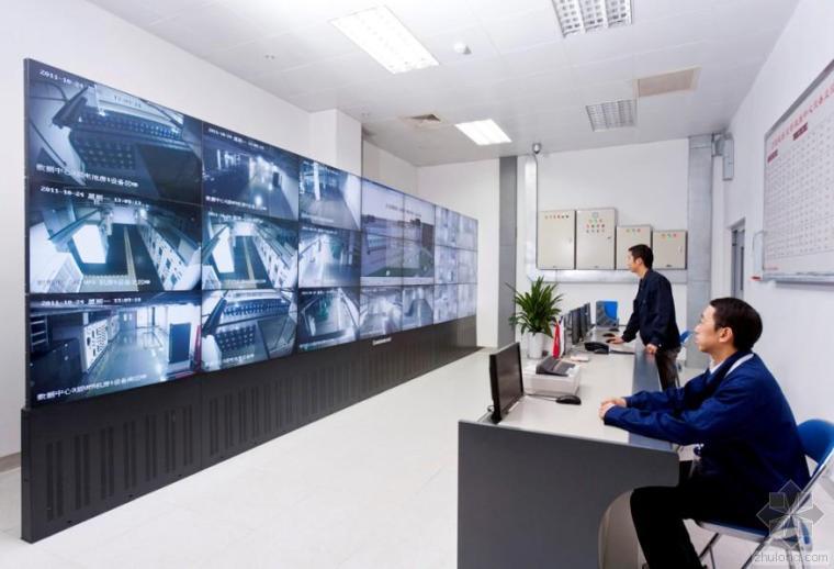 数据中心机房智能化系统工程的设计及应用