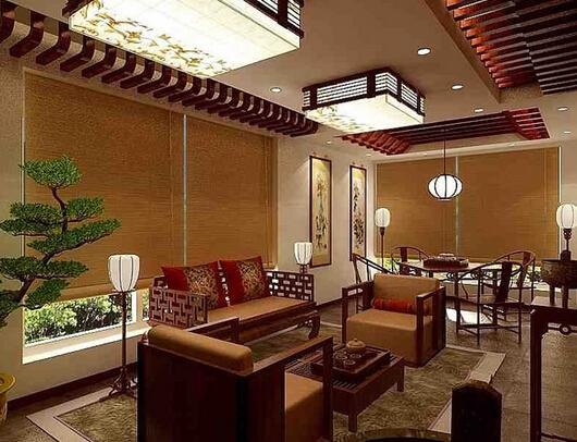 茶楼装修设计应当遵循建筑之美