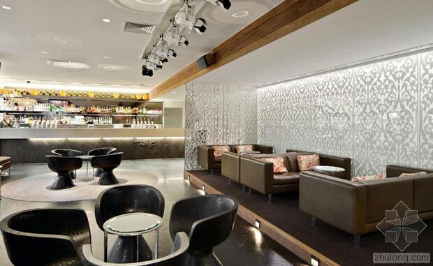 咖啡厅装修设计中空间布局的风格和特点
