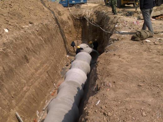 排水管道布置与敷设要求