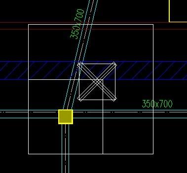 筏板基础中塔吊基础与后浇带重合问题