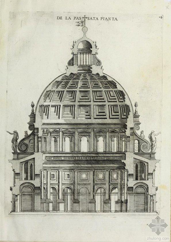 欧式建筑立面