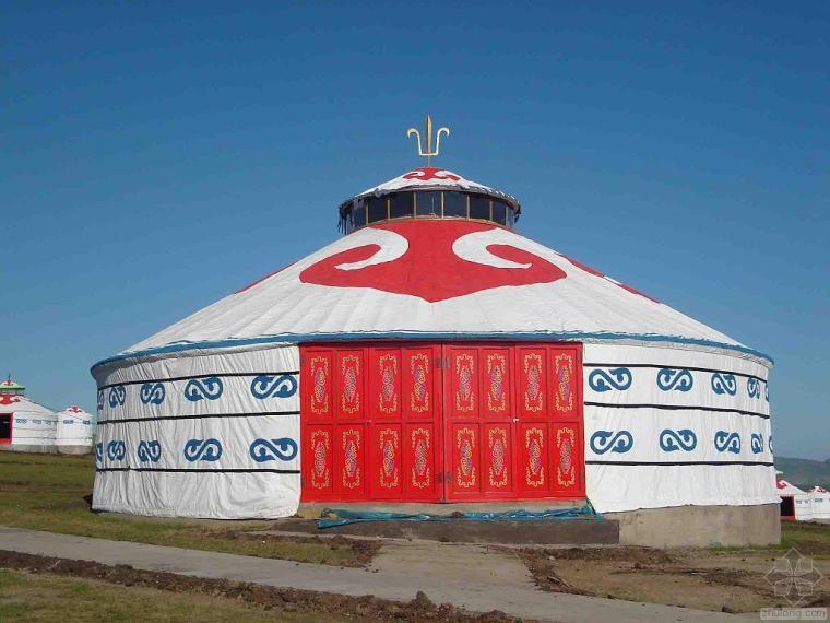浅谈蒙古式建筑的传承和发展