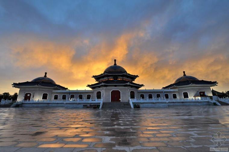 浅谈蒙古建筑设计的装饰风格