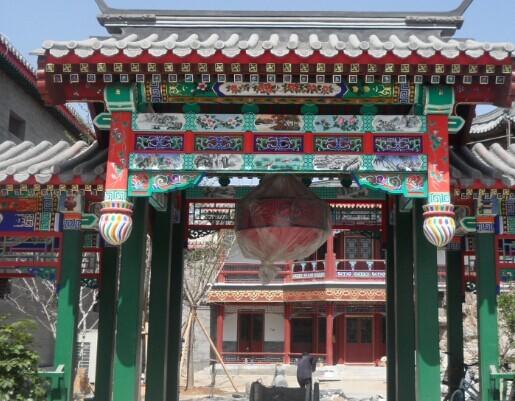 浅谈藏、汉、蒙合一的建筑风格一呼和浩特蒙古民族建筑风格