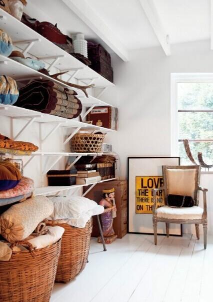 混搭大户型室内设计潮流,绿都花苑的时尚浓情家装