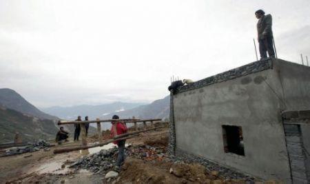防治砌体工程中主要质量问题及防治-填充墙砌筑不当的五步措施
