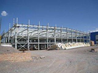 门式刚架轻型房屋钢结构设计及施工技术