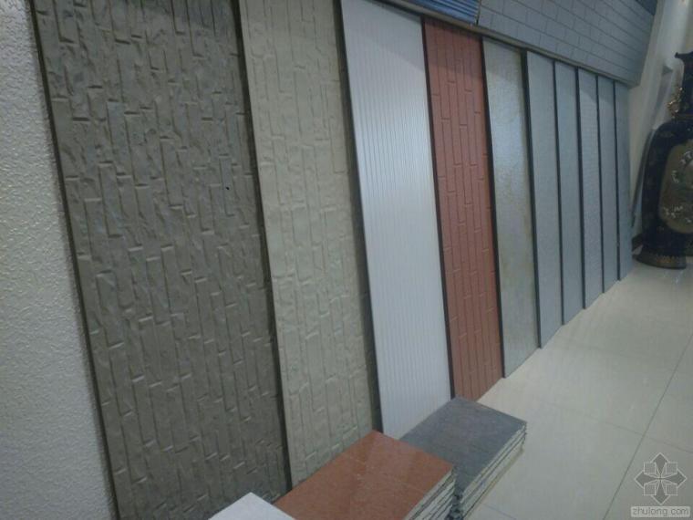 外墙保温新型材料——金属雕花板