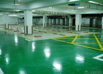 渗透剂地坪施工方法和地坪发展
