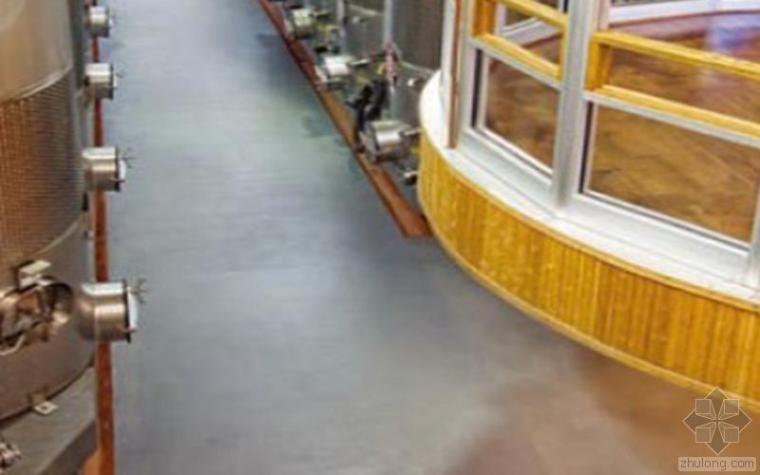 高性能地坪系统在酿酒厂的应用