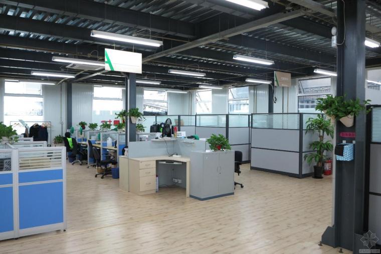 产业园新型办公楼