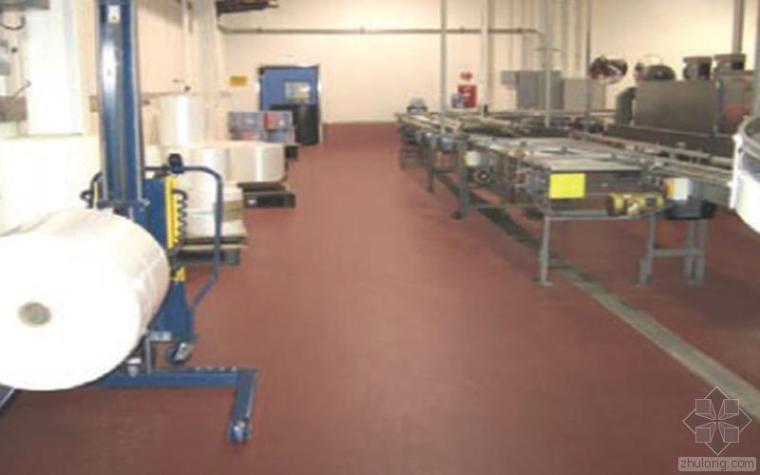 高性能地坪系统在啤酒厂的应用