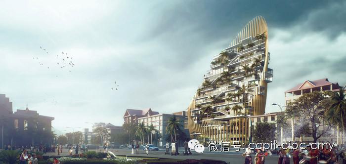 傣族民居模式在垂直方向的重构——西双版纳花园公寓