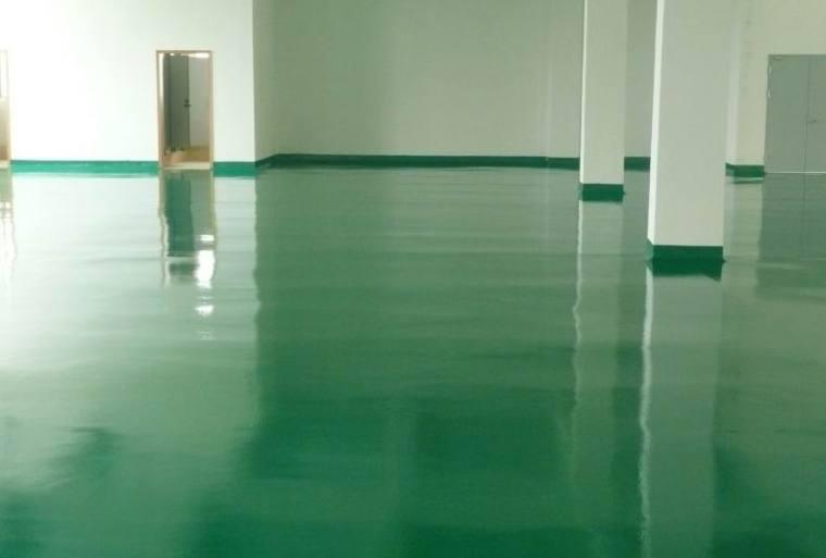 彩色渗透剂地坪的使用优势