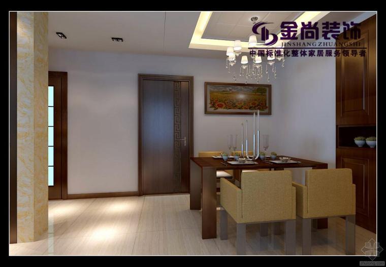 盛景家园现代中式家庭装修